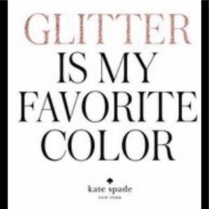 GlLITTER & KATE- 2 of my favorite things!